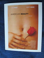 AMERICAN BEAUTY Oscar Best Picture Winner 1999 Spacey Bening Gallagher Cooper