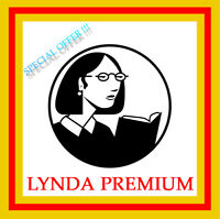 Lynda Premium 10 Years Subscription with Warranty UNLIMITED Personal Access