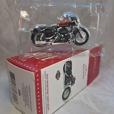 Hallmark Harley-Davidson Christmas Ornament 2014 Sportster Forty Eight