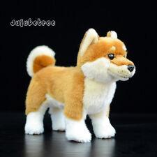 Simulation Shiba Inu peluche plush toy dog stuffed animal dolls kids gift