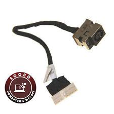 Hp Pavilion G62-435DX DC Power Jack W/ Cable