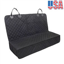 Dog Seat Covers 100% Waterproof Pet Car Seat Cover Nonslip Bench Seat Covers Usa
