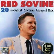 Red Sovine - 20 All Time Gospel Hits [New CD]