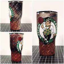 Yeti Ozark 20 Oz 30 Oz Boston Celtics Custom Wrapped Cup Rambler Tumbler