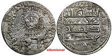 Seljuq Of Rum Kaykhusraw Ii (1236-1245) Ar Dirham, Sivas, Ah639, A-1218, Xf Nice