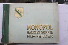23510 Zigaretten Bilder Album Monopol handkolorierte Film-Bilder B Schauspieler