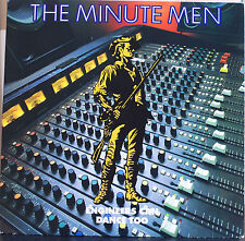 THE MINUTE MEN - ENGINEERS CAN DANCE TOO -  LP 	 LP N. 461