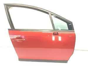 Beifahrertür Tür vorne rechts 9004 W4 Citroen C4 4-Türig EKQD