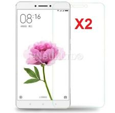 """2 X (2 Pack) Tempered Glass Screen Protector for Xiaomi Mi Max 6.44"""""""