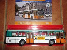 n° 71 HEULIEZ O 305 HLZ  Autobus et Autocar du Monde année 1969 1/43 Neuf