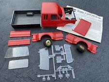 Vintage Monogram 1/24 FORD F-350 Pick-up Plastic Model Kit Parts Junkyard