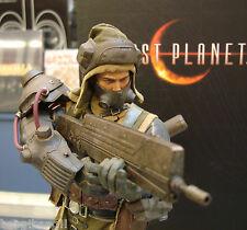 """3A Lost Planet 2  Mercenary 1:6 Figure 12"""" ThreeA Capcom"""