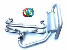 VW BEETLE Hight Mount Quiet Exhaust System Beetle 1300cc to 1916cc (Lowered Bug)