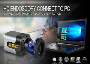Endoscope camera Rigid Endoscopy Ent Medical PC Usb Adapter Portable 1Mp Storz