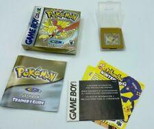 Pokémon: Goldene Edition (Nintendo Game Boy Color, 2001)