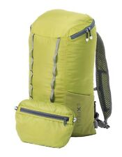 Exped Summit Lite 25L, Lightweight Packable Backpack. Colour - Lichen Green