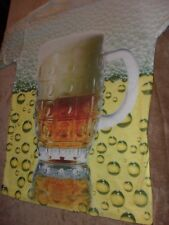 Germany,German,Beer Stein,Bier,Fun Shirt.Sz.L. Light Weight.Oktoberfest,Party
