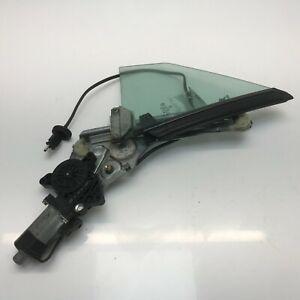 Mercedes R170 SLK 1996 - 04 RIGHT rear window regulator motor & glass UK Driver