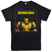 Transformers Bumblebee Movie T-Shirt, Science Fiction, Adult & Kids Tee Top