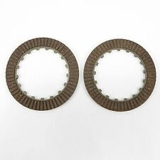 Honda Clutch Friction Plate Disc Set 2 Fiber Discs Z50 Minitrail 50 Mini Trail