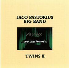 Jaco Pastorius Big Band - Twins II (Aurex Jazz Festival '82) CD 2013