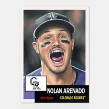 Nolan Arenado Topps Living Set # 109