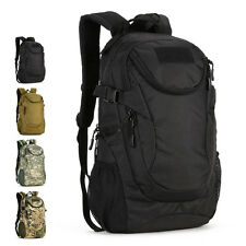 Men 1000D Nylon Military Tactical Trekking Bag Shoulders Backpack Rucksack Bag