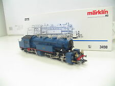 MÄRKLIN 3498 DAMPFLOK Gt2x4/4 MALLET BLAU BAYERN   DELTA  AS355