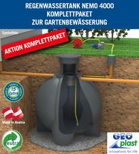 Aktion WASSERTANK Komplettpaket 4100Liter - gratis Lieferung & Abladung*
