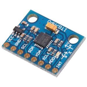 6DOF MPU-6050 3-Axis Gyroscope + Accéléromètre Module pour Arduino