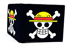One Piece/Straw Hat Pirates Jolly Roger PU leather Wallet (OPWL5)