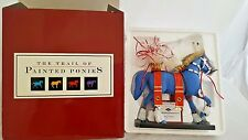 Trail of Painted Ponies Fancy Dancer Retired Limited Edition In Box 1E 30095