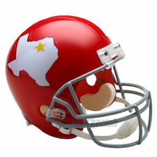 DALLAS TEXANS 60-62 THROWBACK NFL FULL SIZE REPLICA FOOTBALL HELMET