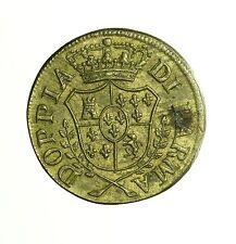 pcc1305_30) Peso monetale Doppia Parma
