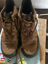Dublin Dakota Lace Up Boots Brown Size 38.5 Excelkent Condition