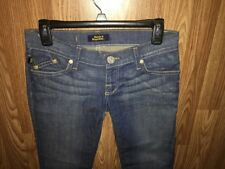 Rock And Republic Denim Blue Jean Capri's Pre-owned Size 25