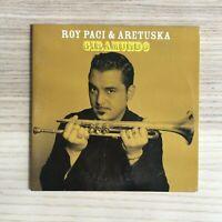 Roy Paci & Aretuska feat Pau (Negrita) - Giramundo - CD Single PROMO - 2007
