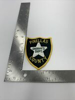 Pinellas County Florida Sheriff's Department State Police Shoulder patch