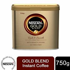 Nescafe Gold Blend Instant Coffee Granules 750g or 200 Sachets