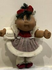 Cute special rare Xmas Cabbage Patch Kid Doll 1988 VG Condition