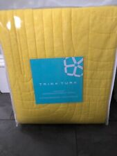 Trina Turk 100% Cotton Twin Quilt, New In Sealed Packaging