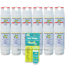 King Technology Pool Frog Bac Pac - 12 Pack with Pool Frog Test Kit