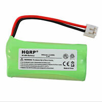 HQRP Battery for VTech Series DECT 6.0 Cordless Telephones / BT183348, BT283348