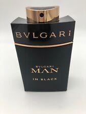 Bvlgari MAN in Black 3.4 oz/100ml Eeau de Parfum Spray for Men - NEW SEE PICTURS