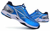 Yonex Power Cushion AERUS Tennis Shoes Blue Unisex All Court Racquet Racket NWT
