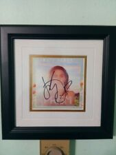Katy Perry Signed Prizm CD AUTHENTIC AUTOGRAPH Framed!!!!