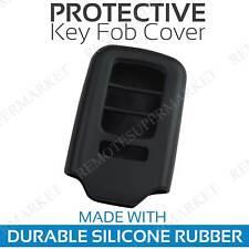 Remote Key Fob Cover Case Shell for 2016 2017 Honda Ridgeline Black