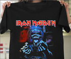 Iron Miden Real Dead One Album Cover Band Logo T shirt S-5XL