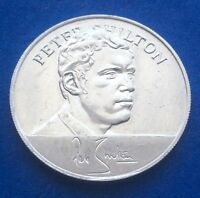 PETER SHILTON ENGLAND 1970 WORLD CUP SQUAD ESSO COINS / MEDALS
