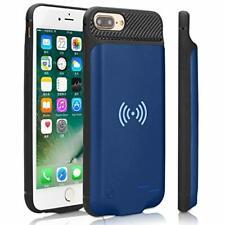 Funda de batería para iPhone 6 Plus/6S Plus/7 Plus/8 Plus con Qi estándar